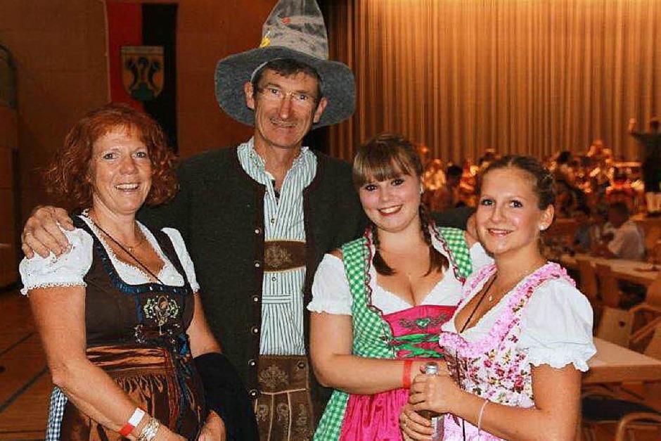 Oktoberfeststimmung in Ebringen (Foto: Frowalt Janzer)