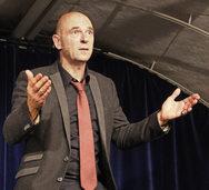 Frank Sauer in Ettenheim: Mit Vollgas in die sprachliche Sackgasse