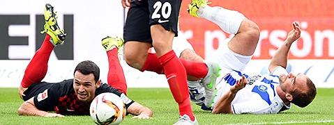 Liveticker: Karlsruher SC - SC Freiburg 0:0