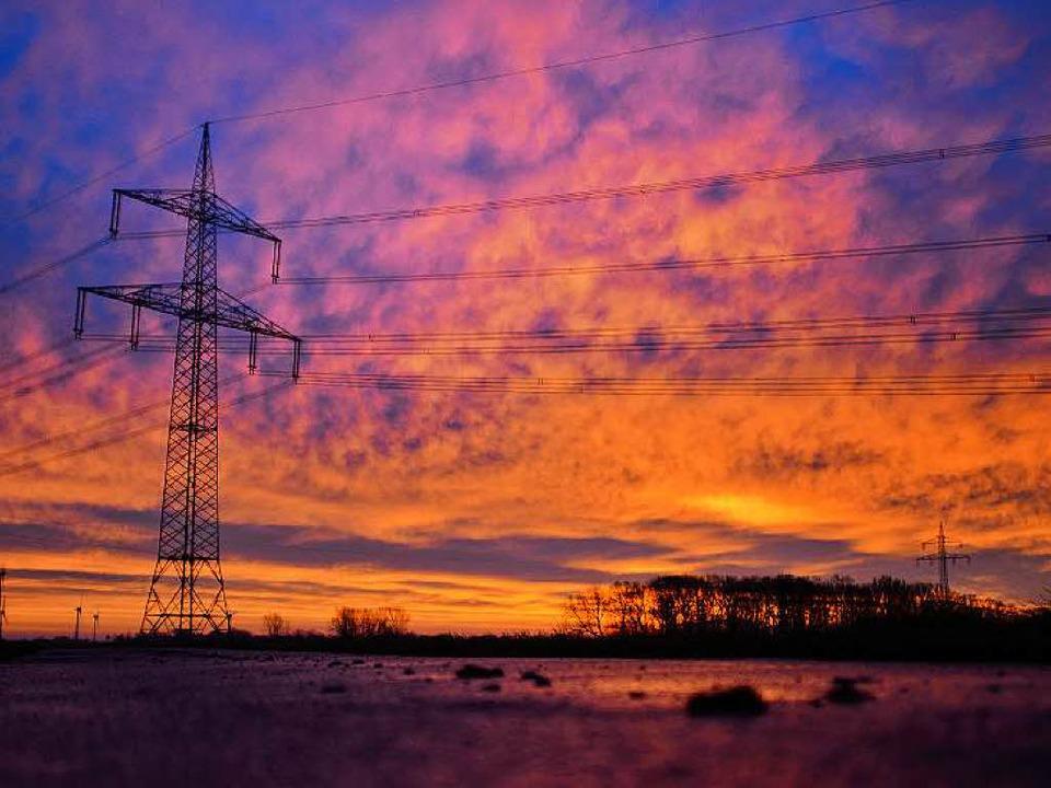 Hierzulande wird viel mehr Energie erzeugt als gebraucht wird   | Foto: dpa