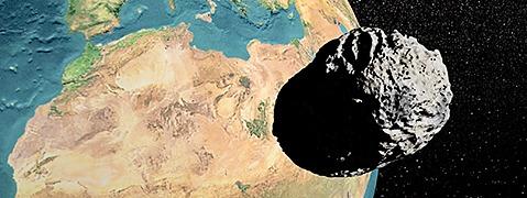 Freiburger Forscher entr�tseln Krater in Saudi-Arabien