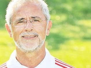 Torj�ger-Legende Gerd M�ller hat Alzheimer
