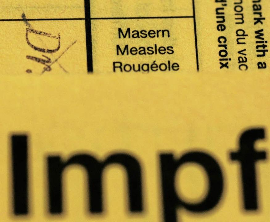 Die Viruserkrankung  Polio ist weltwei...hutz sehen Experten in einer Impfung.     Foto: dpa/Jacob