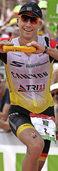 Bereit f�r den Ironman - B�cherer und Frommhold peilen Top-Ten-Platz an