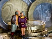 Renten vor Rekordplus: Wei� rechnet mit 4 bis 5 Prozent