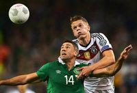 Bittere Niederlage für das DFB-Team gegen Irland
