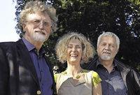 Meininger Trio mit Christiane Meiniger (Fl�te), Milos Mlejnik (Violoncello) und Rainer Geppp (Klavier). Werke: Haydn, Beethoven, Hummel und andere