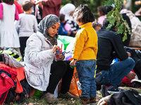 Unterk�nfte f�r Fl�chtlinge: Land droht Stadt mit Strafkontigenten