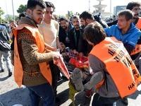 Mindestens 86 Tote bei Terrorangriff in Ankara