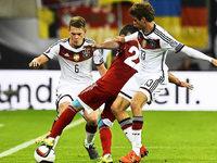 DFB-Team schleppt sich zur EM – 2:1 gegen Georgien
