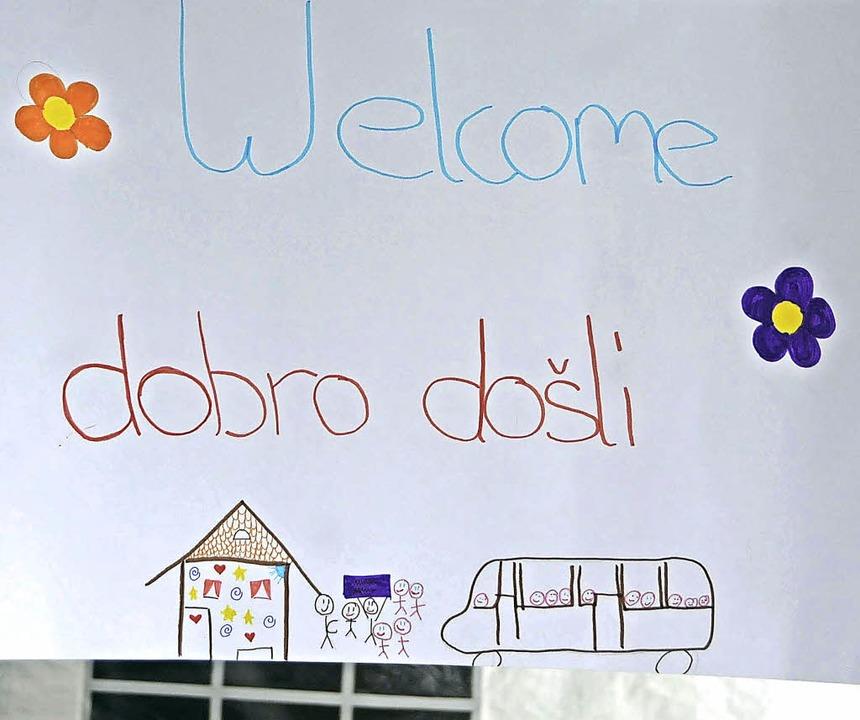 Zumindest die Asylbewerber vom Balkan ...erte er bei den Steinener Gesprächen.   | Foto: Robert Bergmann