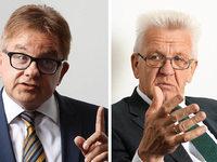 Wolf vs. Kretschmann: Doch noch ein Duell vor der Wahl