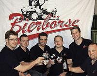 Bei der Bierb�rse in St.Peter stehen mehr als 100 Biere aus aller Welt zur Auswahl