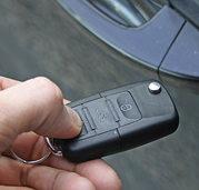 Vorsicht vor Autodieben
