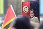 Fotos: Pegida und Gegenproteste in Dresden
