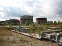 Alte Raffinerie bei Stra�burg soll Gewerbepark werden
