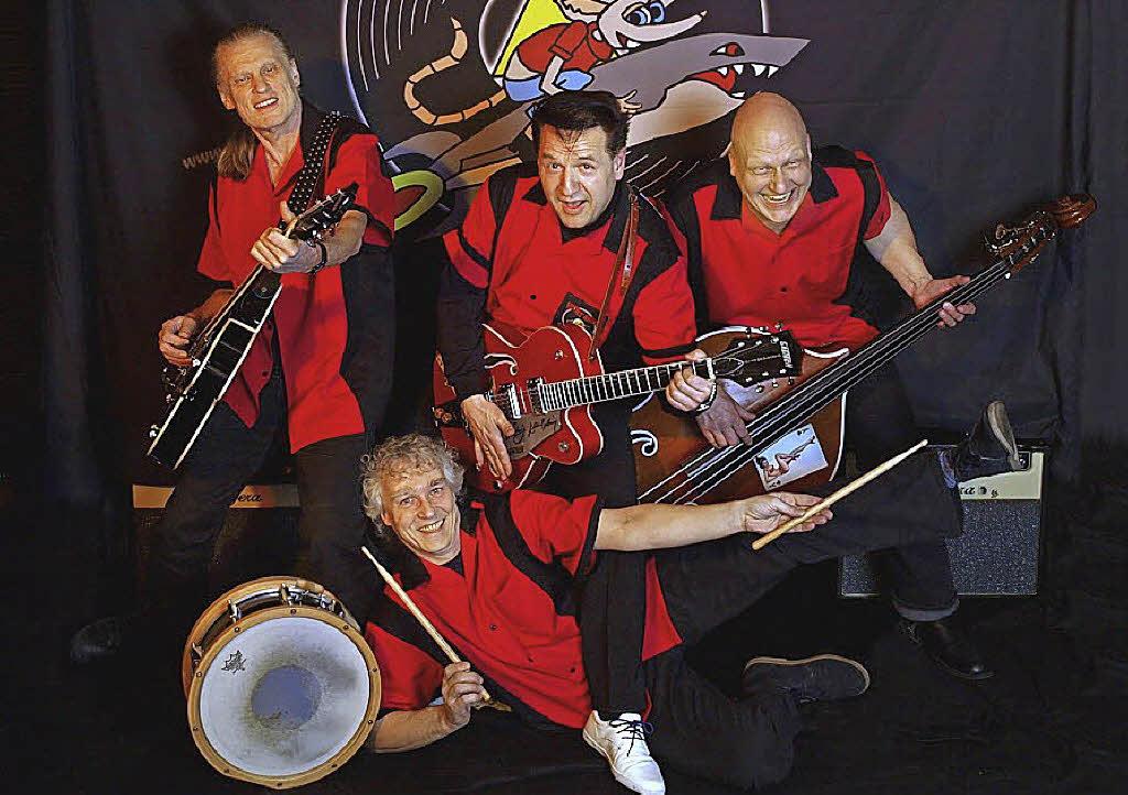 Heitersheim: Roll'n Rockabilly Night in der Lokalität Baumann: Rocket ...