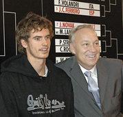 """Boris Becker hat Tennis popularisiert"""
