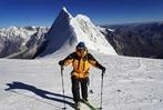 Fotos: Denzlinger und Freiburger mit Skiern im Himalaya