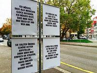 Was steckt hinter all den rätselhaften Plakaten in Basel?
