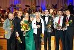 Stadtmusik Lenzkirch trifft Musicalstar Renée Knapp