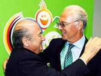 Beckenbauer gesteht einen Fehler in WM-Affäre