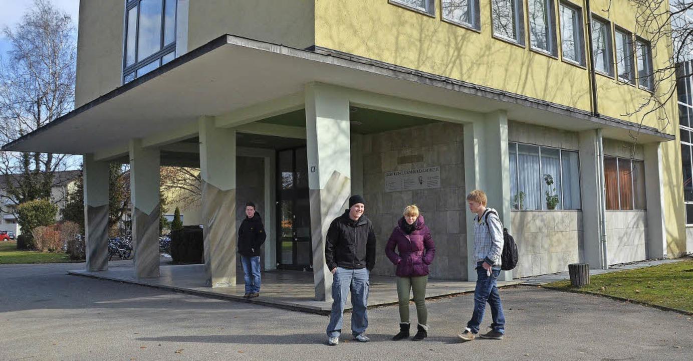 An der Gertrud-Luckner-Realschule gibt...lten Toiletten sorgen für Verärgerung.    Foto: Ingrid Böhm-Jacob