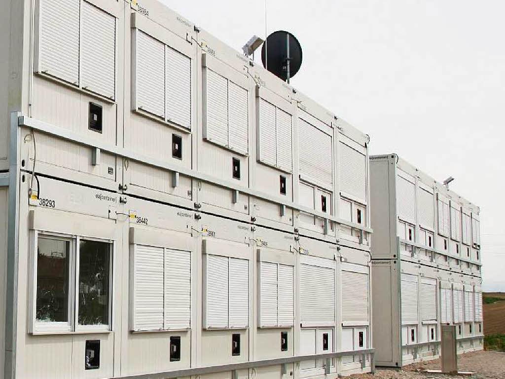 Landkreis zahlt 14 5 millionen euro f r wohncontainer for Smart haus wohncontainer