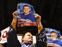 Fotos: EHC-Fans senden Genesungsw�nsche an Niko Linsenmaier
