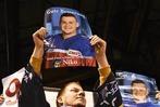 Fotos: EHC-Fans senden Genesungswünsche an Niko Linsenmaier