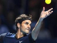 Swiss Indoors: Federer strebt Turniersieg an