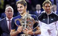 King Roger Federer