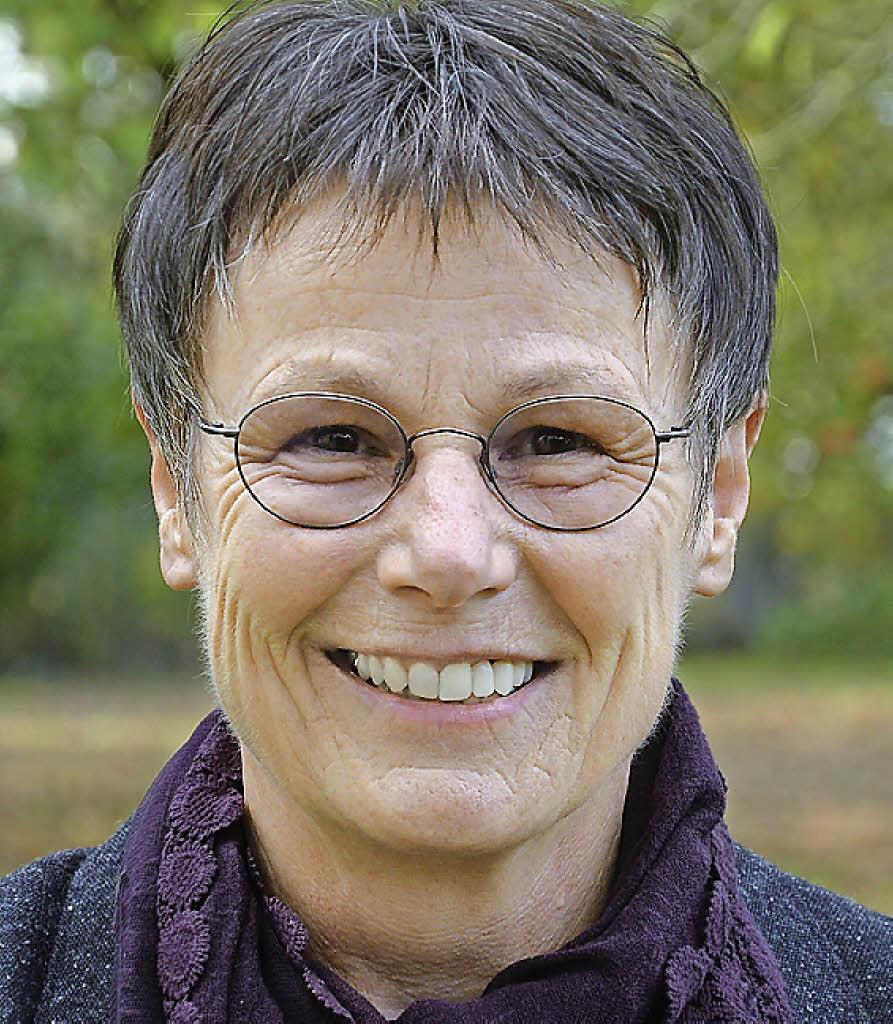 <b>Regine Weiß</b> Foto: Weißhaupt - 113302423