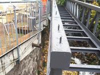 250.000-Euro-Panne: Steg in Triberg ist zu kurz