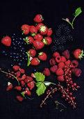 Aromatisch, s�� und sehr gesund - die Beeren sind Badens Superfood