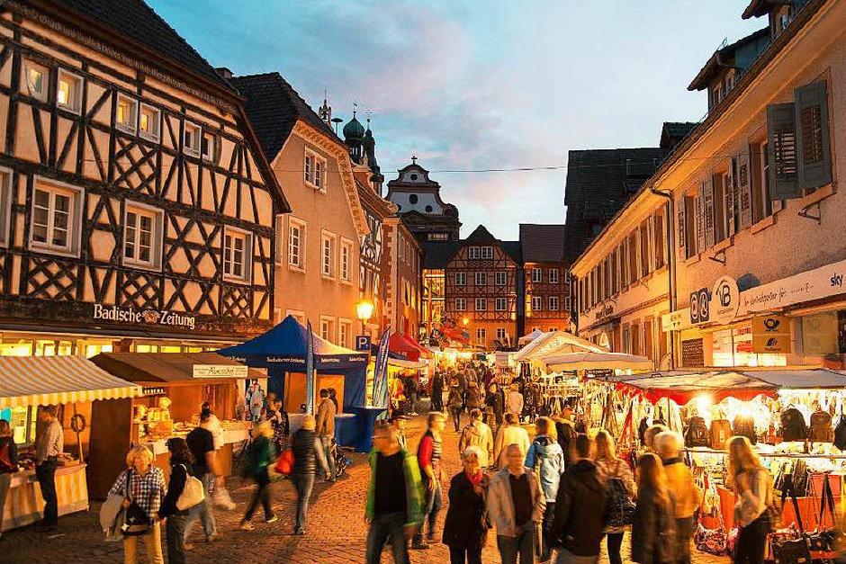 Martinimarkt Ettenheim 2015 (Foto: Olaf Michel (Bilder-Michel.de))