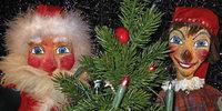 Kasper und Weihnachtsmann