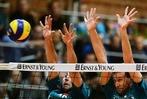Fotos: Pokal-Feeling im Volleyball bei 1844 Freiburg