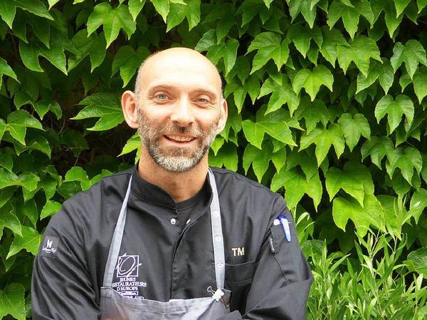 Thomas Merkle konnte in seinem Endinger Restaurant den Stern verteidigen.