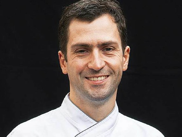 """Daniel Fehrenbacher, Juniorchef beim """"Adler"""" in Lahr, zeichnet in erster Linie für den Stern verantwortlich"""