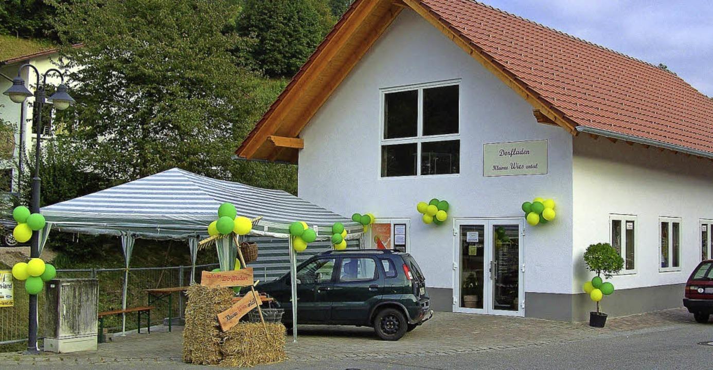 Der Dorfladen in Wies   | Foto: Archivbild: Dieter Miss