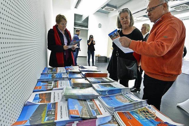 Fotos: Präsentationstag BZ-Leserreisen 2015