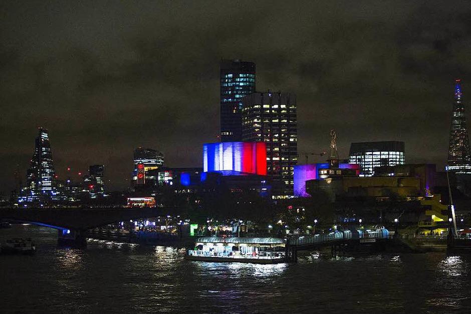 Southpark Center in London (Foto: dpa)