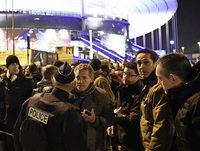 Die Schreckensnacht im Stade de France