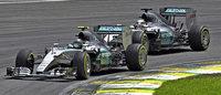Hamiltons Reifen kapitulieren