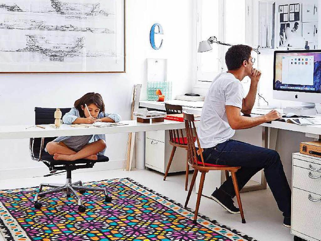 Beruf & Karriere: BZ-Interview: Wie das Home-Office perfekt ...