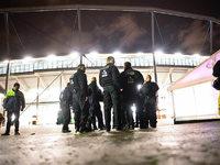 Fotos: Hannover nach Spielabsage im Ausnahmezustand