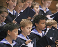 VERLOSUNG: Konzert der Wiener Sängerknaben