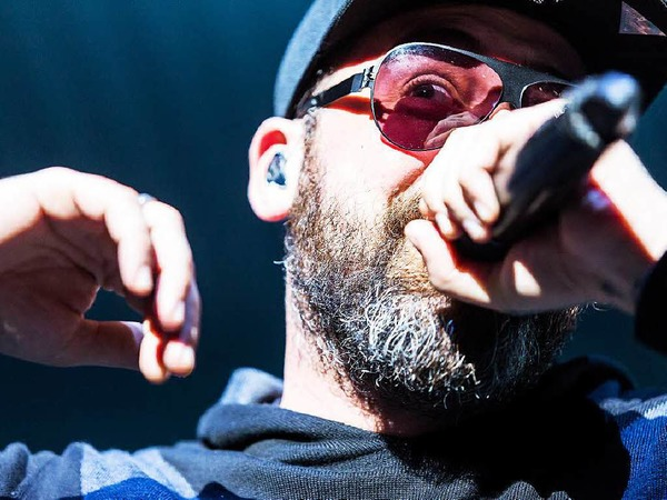 HipHop-Party mit Sido in Freiburg
