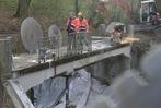 Fotos: Waltersbergsteg in Freiburg-Herdern wird abgerissen